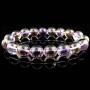 開光天然紫黃晶幸運手鍊